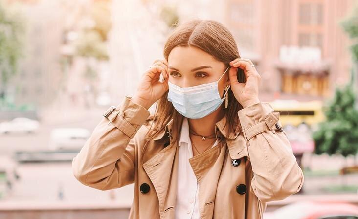 Защита кожи при ношении маски