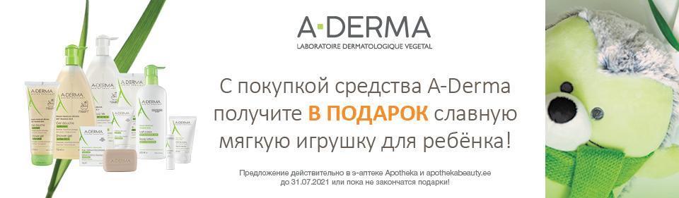 A-Derma kingikampaania