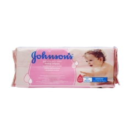 Johnson's Baby Gentle All Over влажные салфетки 56 шт