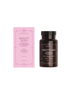 Supermood Beauty Sleep Overnight Rejuvenation Capsules